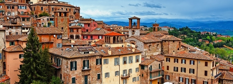 Top Perugia Walking Tours
