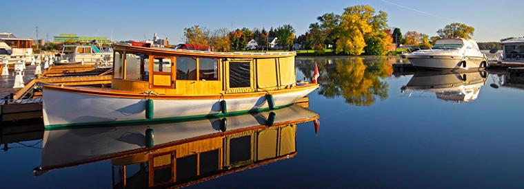 Top Peterborough & the Kawarthas Cruises, Sailing & Water Tours
