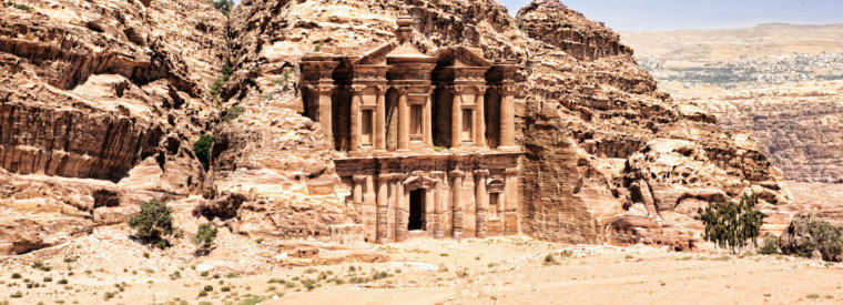 Top Petra Walking & Biking Tours