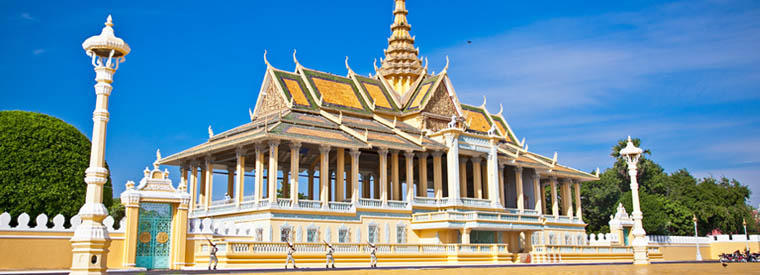 Top Phnom Penh Cruises, Sailing & Water Tours
