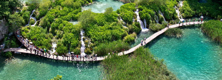 Top Plitvice Lakes National Park Full-day Tours