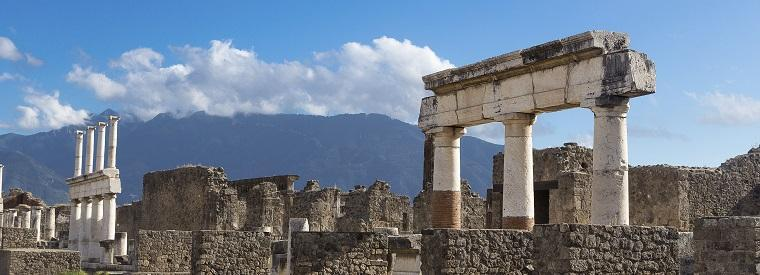Top Pompeii City Tours