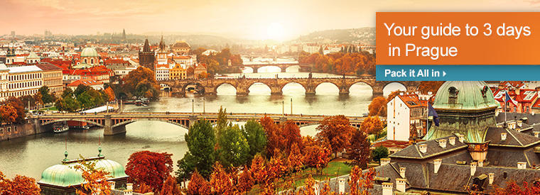Prague Walking & Biking Tours