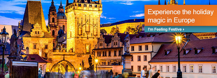 Prague Self-guided Tours & Rentals