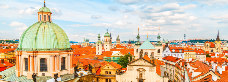 Top Prague Weddings & Honeymoons