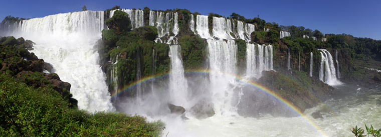 Top Puerto Iguazu Air, Helicopter & Balloon Tours