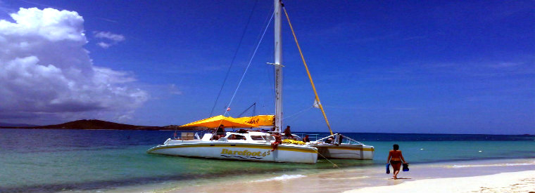 Puerto Rico Cruises, Sailing & Water Tours