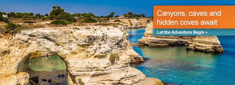 Top Puglia Bus & Minivan Tours
