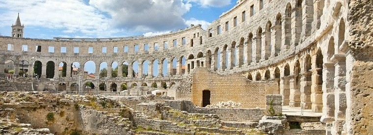 Top Pula Walking & Biking Tours