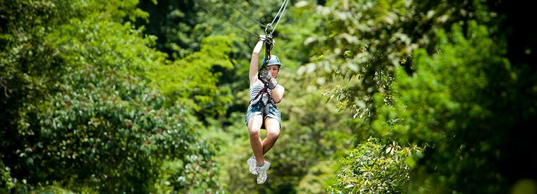 Top Punta Cana Ziplines
