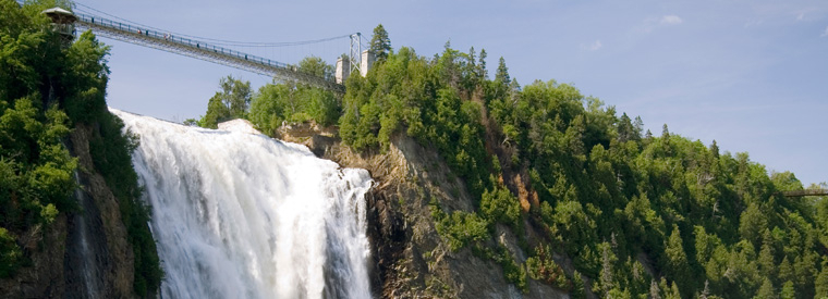 Top Quebec Theme Parks