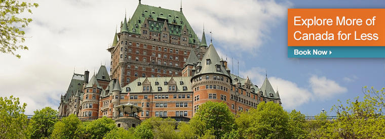 Quebec City Holiday & Seasonal Tours