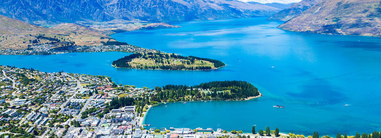 Queenstown Cruises, Sailing & Water Tours