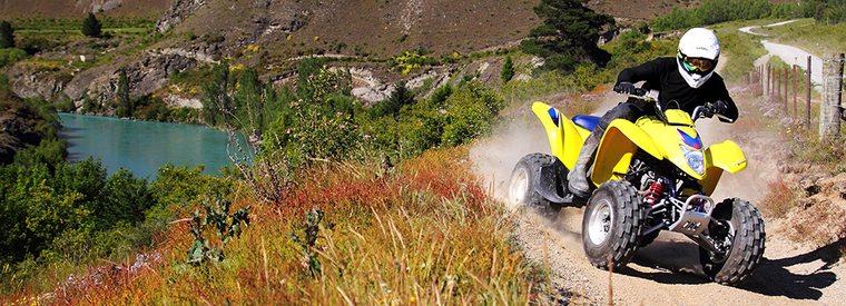 Top Queenstown 4WD, ATV & Off-Road Tours