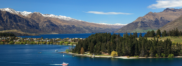 Top Queenstown Day Cruises
