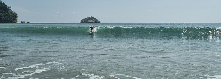 Top Quepos Surfing Lessons
