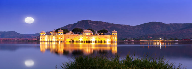 Top Rajasthan Overnight Tours