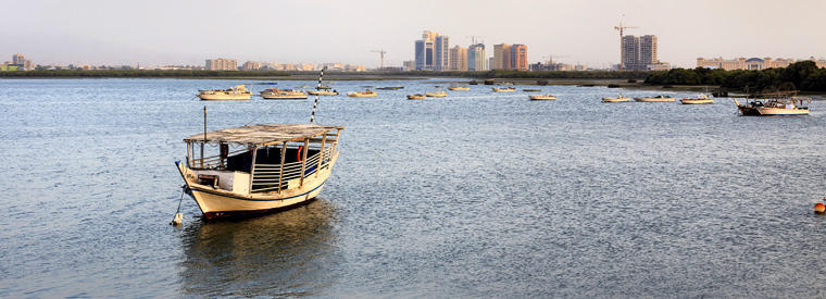 Ras Al Khaimah Cruises, Sailing & Water Tours