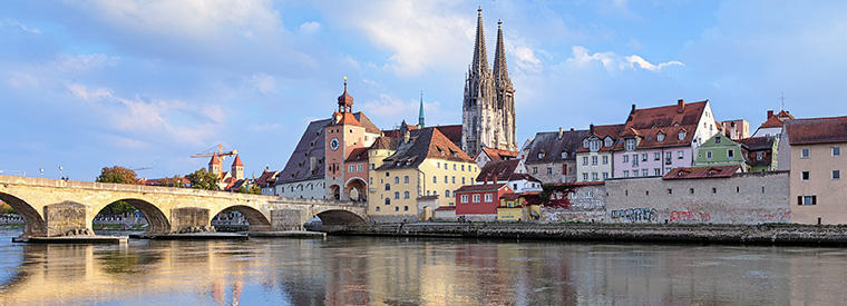 Top Regensburg Private Transfers