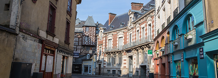 Top Rennes Self-guided Tours & Rentals