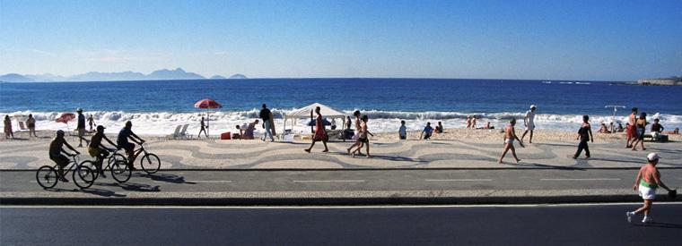 Rio de Janeiro Walking Tours