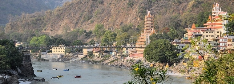 Top Rishikesh Cultural & Theme Tours