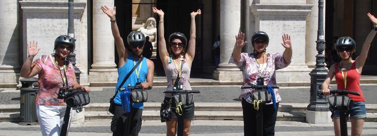 Rome Segway Tours