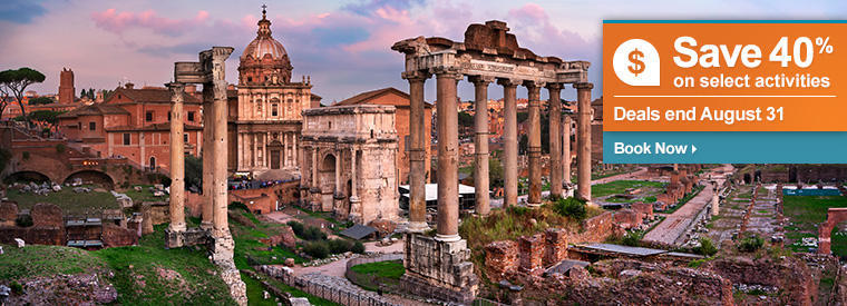Rome Holiday & Seasonal Tours