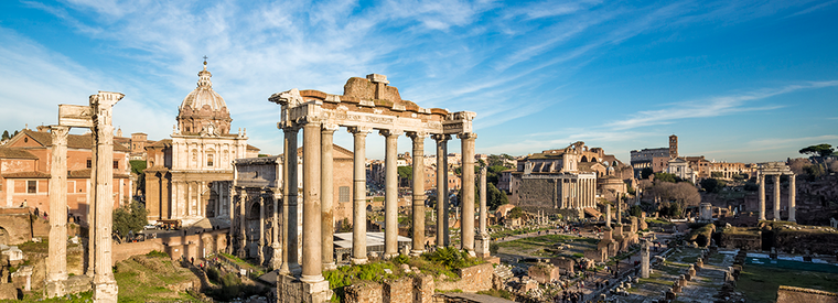Top Rome Famous Places In