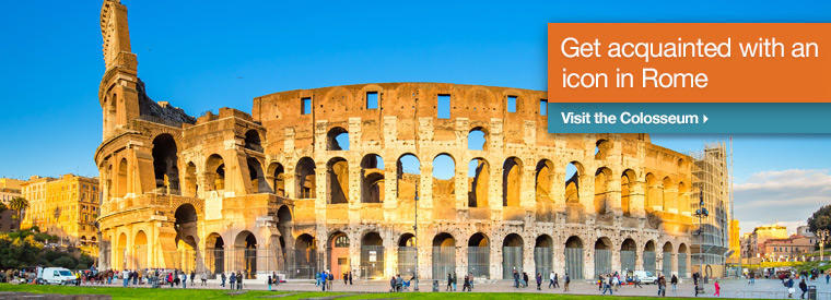 Top Rome Attraction Tickets