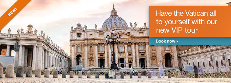 Rome Tours, Tickets, Activities & Things To Do