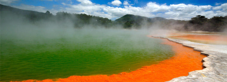 Rotorua Tours, Tickets, Excursions & Things To Do