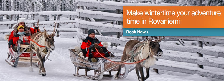 Top Rovaniemi Day Trips & Excursions