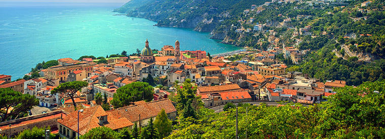 Top Salerno Private Transfers