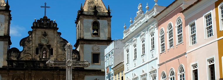 Top Salvador da Bahia Literary, Art & Music Tours