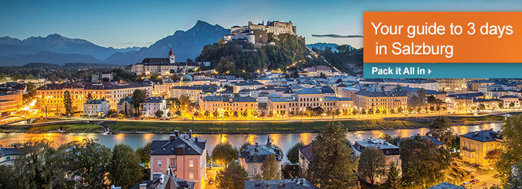 Salzburg Airport & Ground Transfers