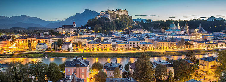 Salzburg Holiday & Seasonal Tours