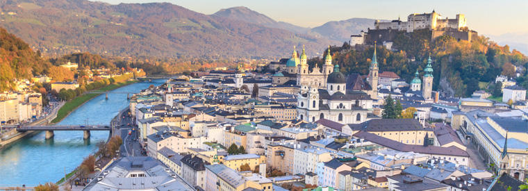 Top Salzburg Walking & Biking Tours