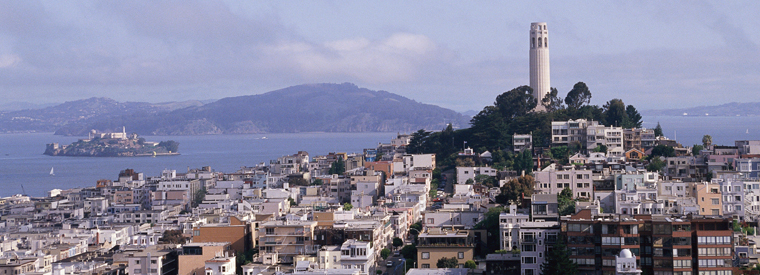 Top San Francisco Bus & Minivan Tours