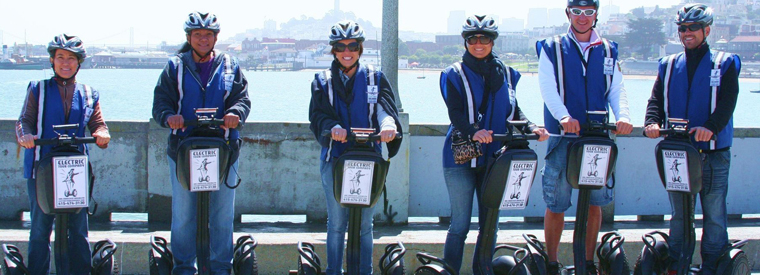 San Francisco Segway Tours