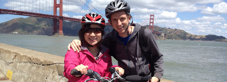 San Francisco Bike & Mountain Bike Tours