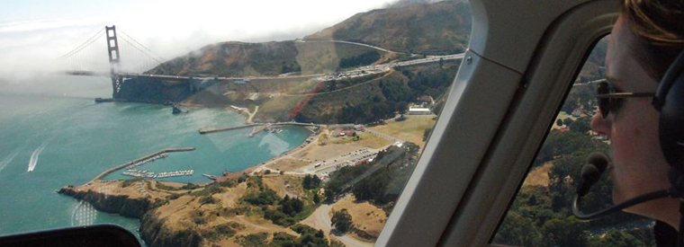 San Francisco Air, Helicopter & Balloon Tours