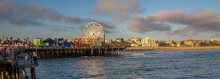 Top Santa Monica Walking & Biking Tours