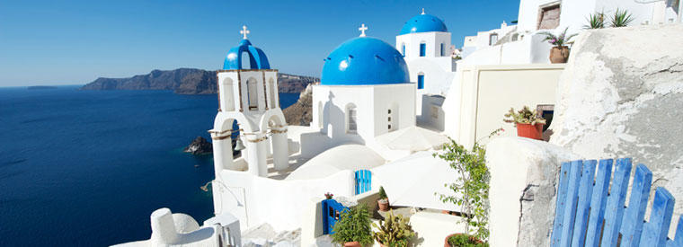 Top Santorini Half-day Tours