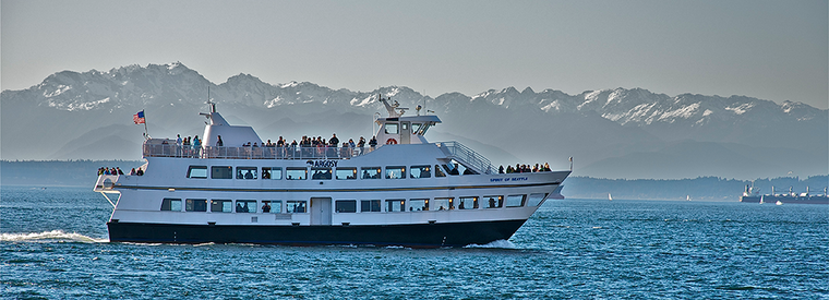Top Seattle Cruises, Sailing & Water Tours