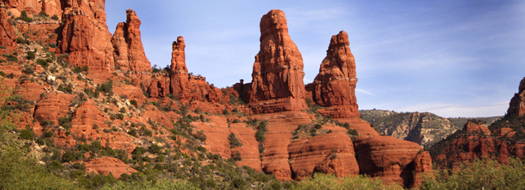 Top Sedona Bus & Minivan Tours