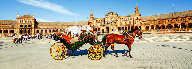 Top Seville Full-day Tours