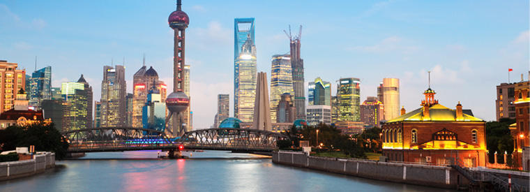Shanghai Walking & Biking Tours
