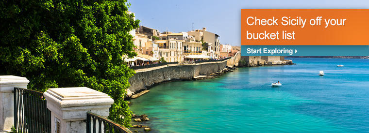 Sicily Day Trips & Excursions