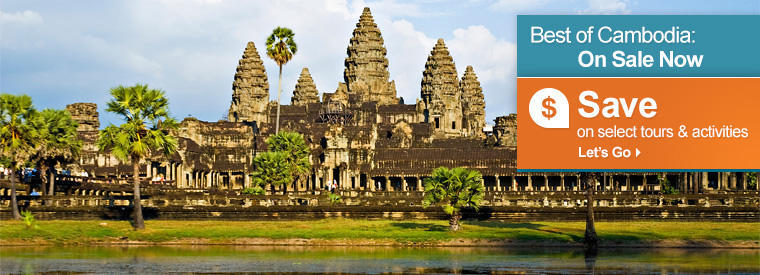 Siem Reap Cruises, Sailing & Water Tours